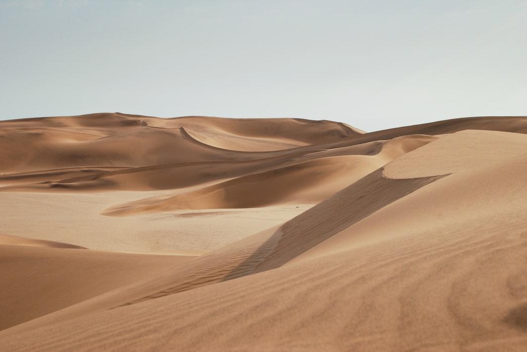 Beautiful Desert Image