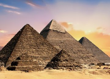 Landscape Pyramid Image