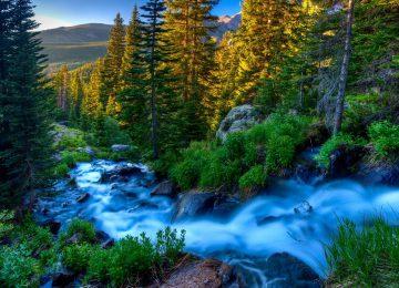 Natural River Wallpapers