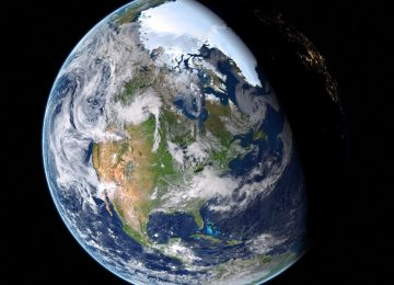 Widescreen Earth Wallpaper