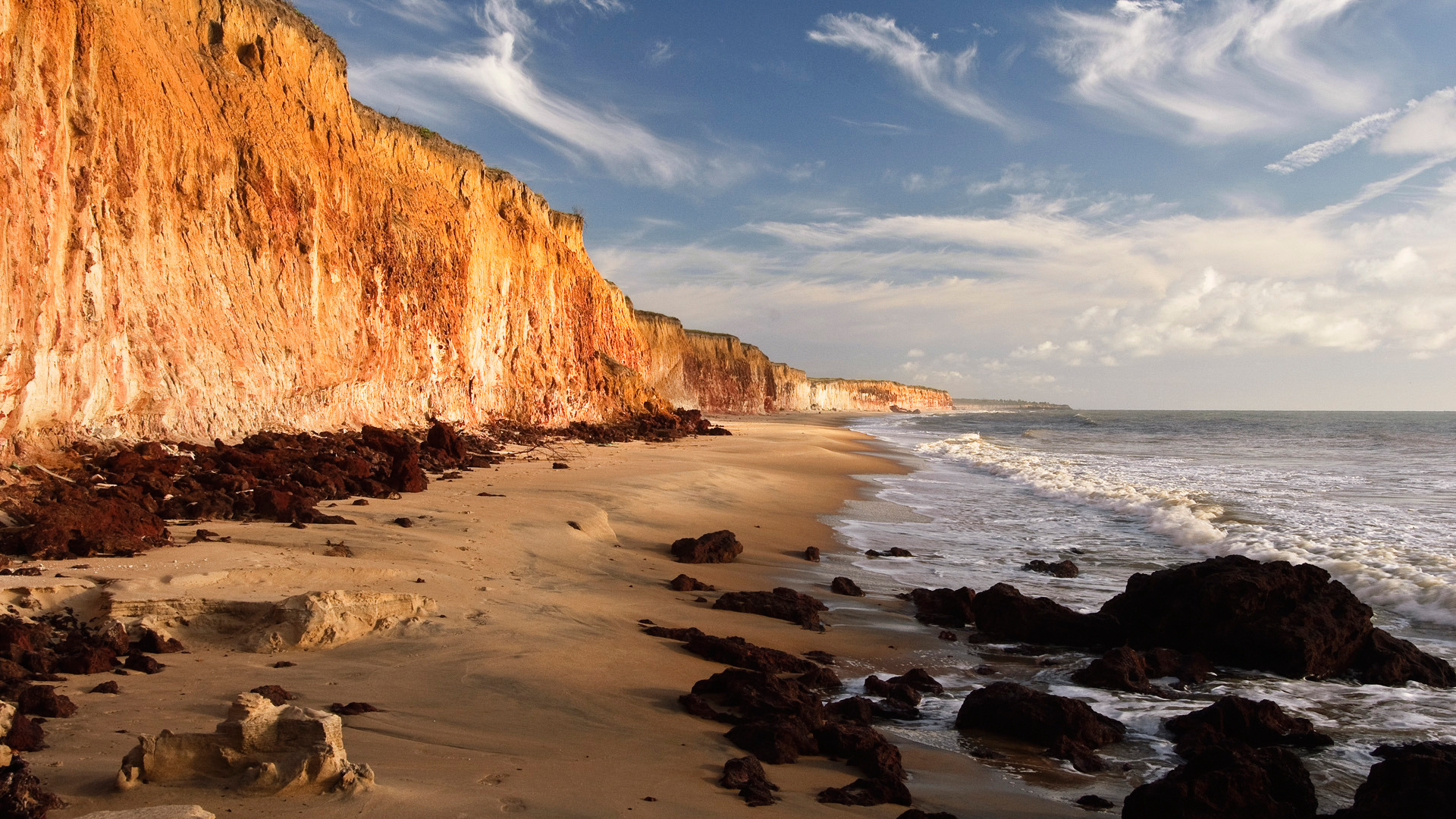 Landscape Coast Wallpaper