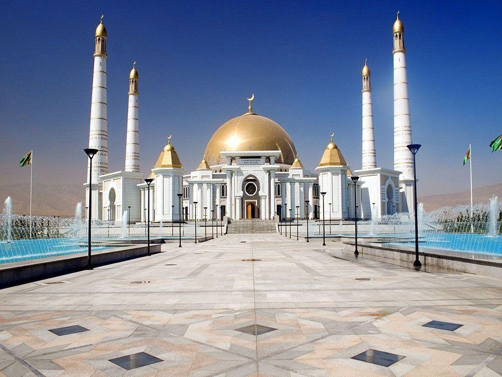 Nice Mosque Wallpaper