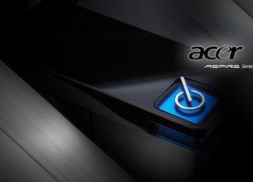 3D Acer Wallpaper