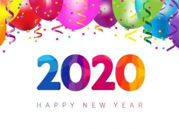 Cute 2020 Wallpaper