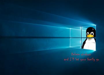 HD Linux Wallpaper