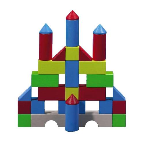 Stunning Colurful Blocks