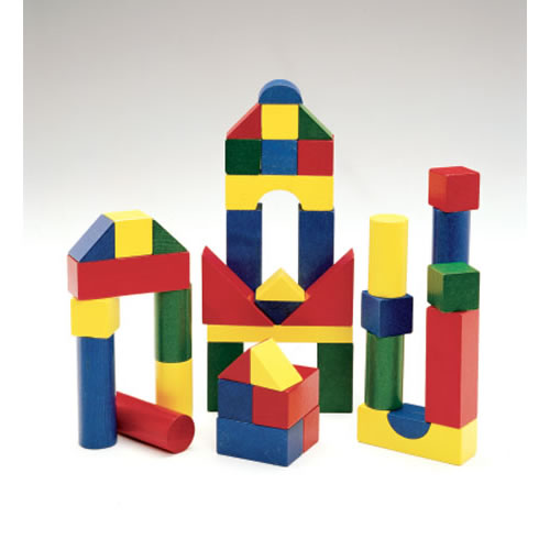 Top Colurful Blocks
