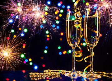 Art New Year Eve