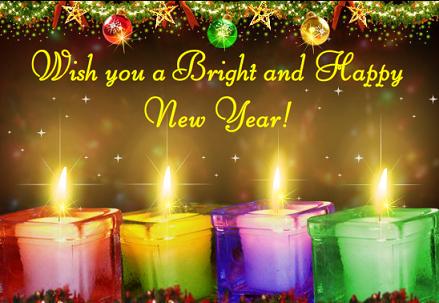 Beautiful New Year Wish