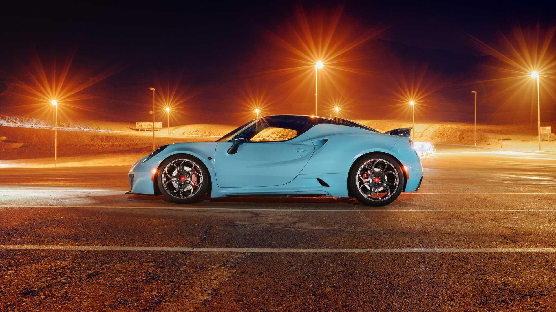 Blue Pogea Racing Zeus