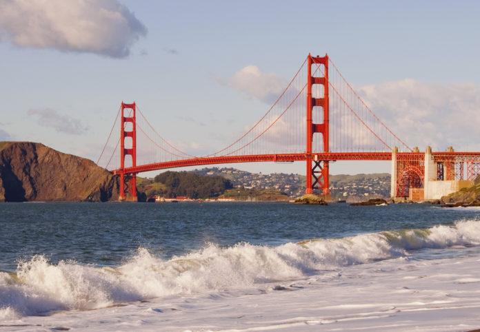 Cool Golden Gate Bridge