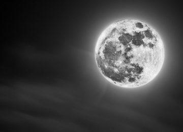 Nice Black Moon