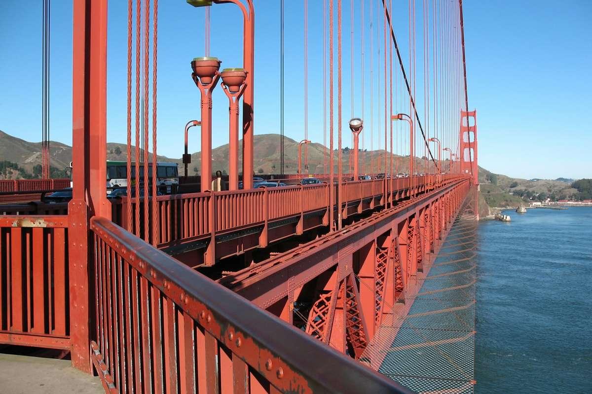 Super Golden Gate Bridge