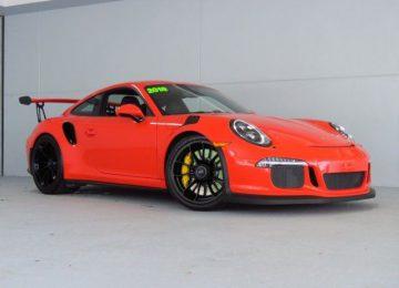 HD Porsche 911 GT3 RS