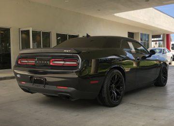 Latest Model Dodge Challenger SRT