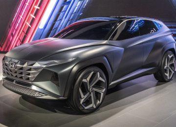 Stunning Hyundai Vision T Concept