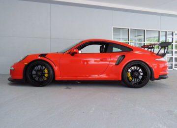 Super Porsche 911 GT3 RS
