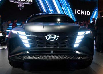 Top Hyundai Vision T Concept