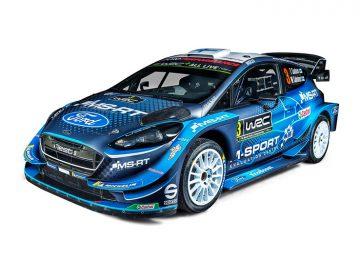 2019 Ford Fiesta WRC