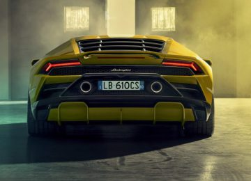 Best Lamborghini Huracan EVO RWD