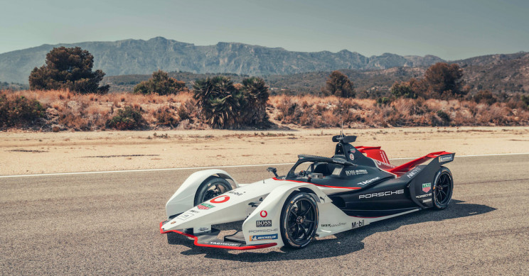 Cool Porsche 99X Electric