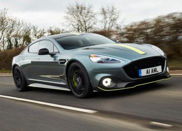 Free Aston Martin Rapide AMR