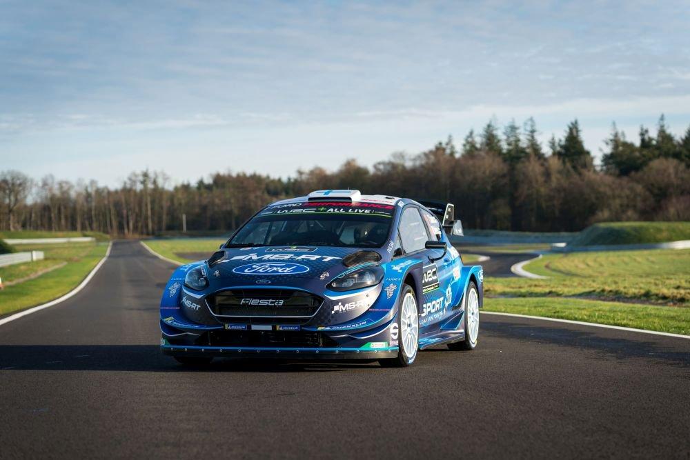 Free Ford Fiesta WRC