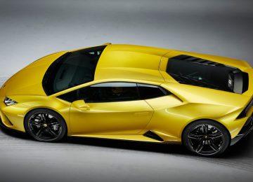 Free Lamborghini Huracan EVO RWD