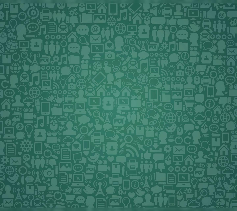 Green Whatsapp Wallpaper