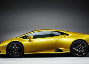 HD Lamborghini Huracan EVO RWD