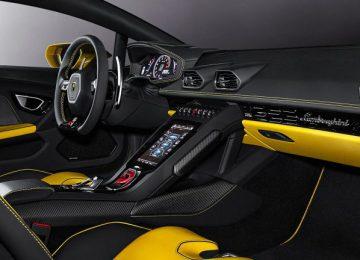Interior Lamborghini Huracan EVO RWD