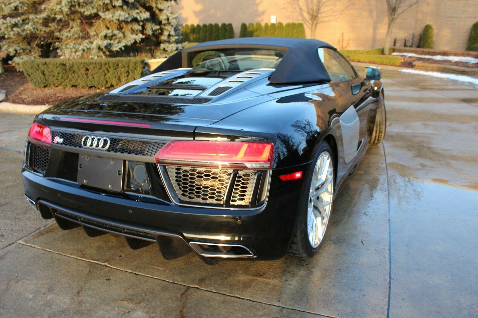 Super Audi R8 quattro