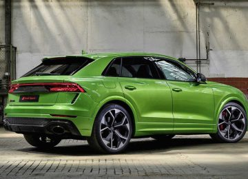 Top Audi RS Q8