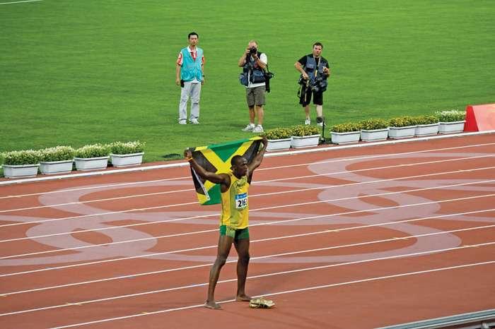 Amazing Usain Bolt