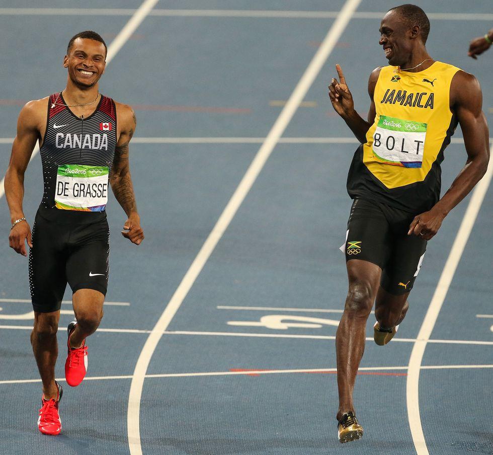 Awesome Usain Bolt