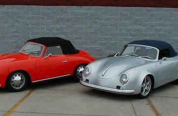Colorful Porsche 357