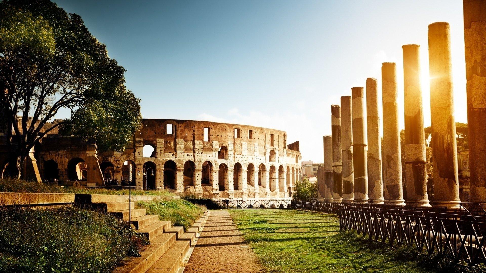 Fantastic Rome Wallpaper