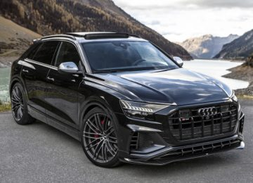Free ABT Audi SQ8 TDI