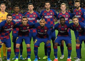 Wonderful FC Barcelona
