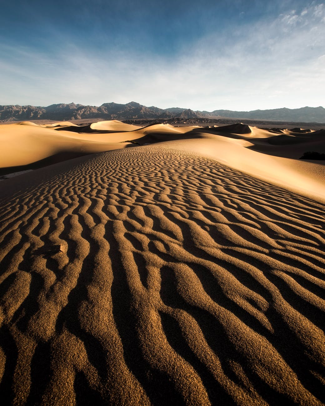 Great Desert Wallpaper