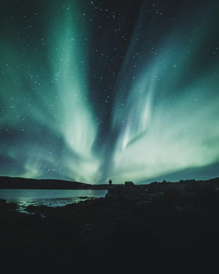 Landscape Aurora