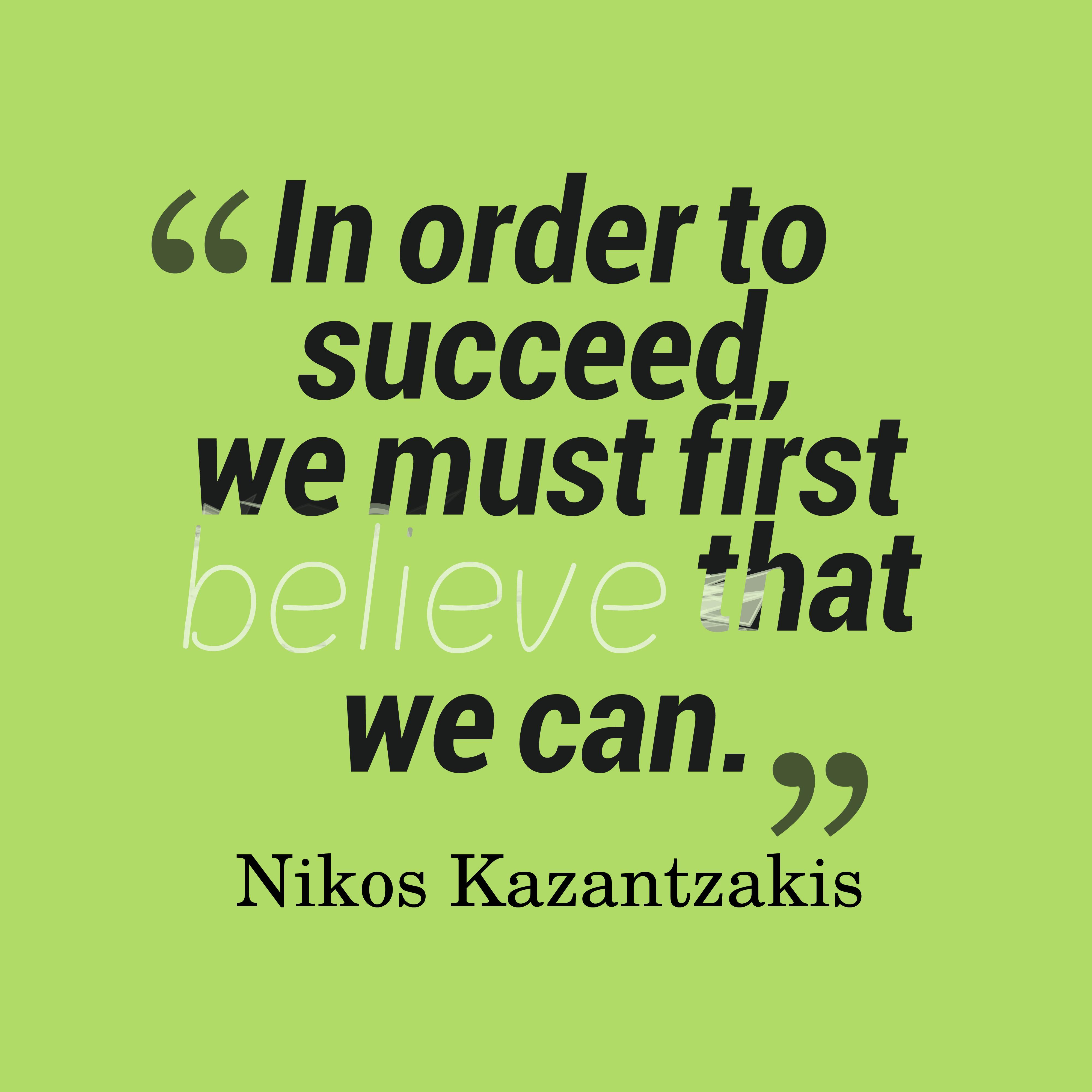 Succeed Success Quote