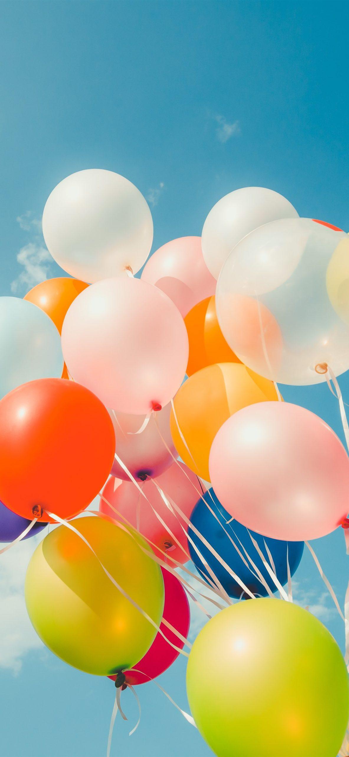 Best Balloons Wallpaper