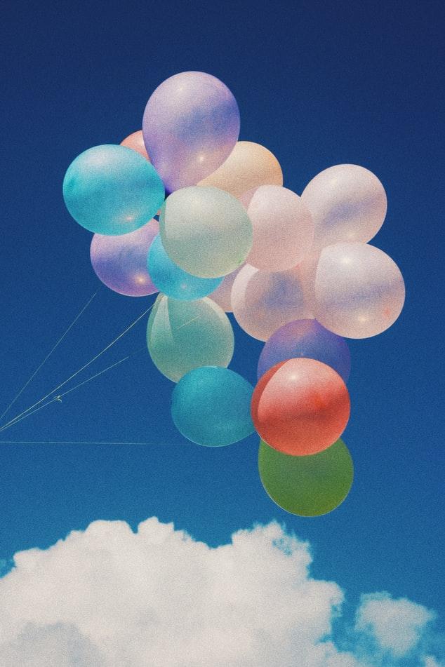 Fantastic Balloons Wallpaper