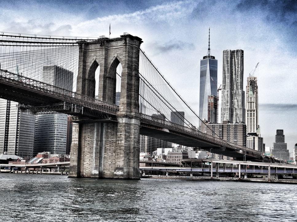 Landscape Brooklyn Bridge