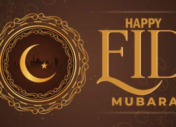 Stunning Eid Mubarak Image