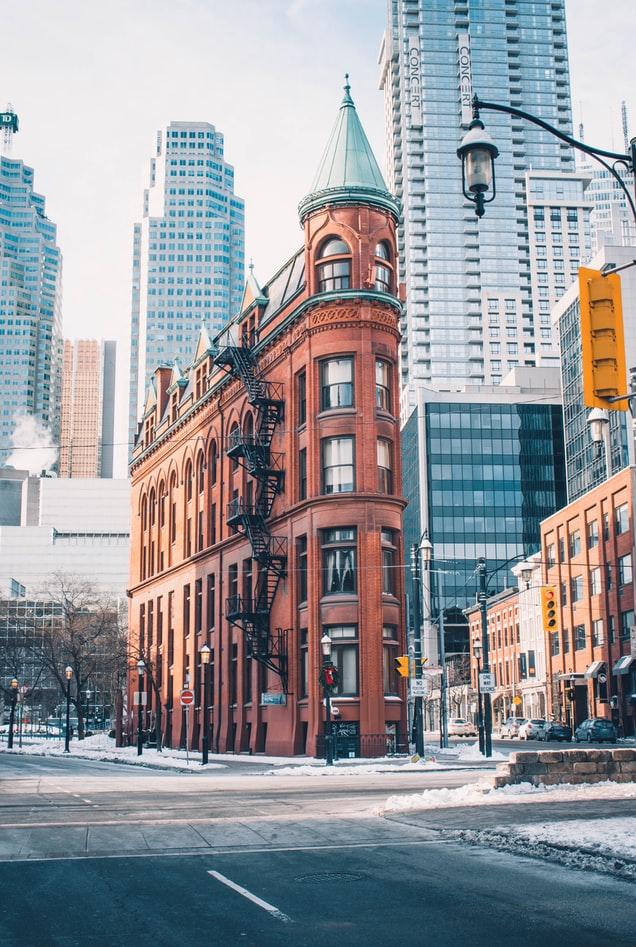 Widescreen City Wallpaper